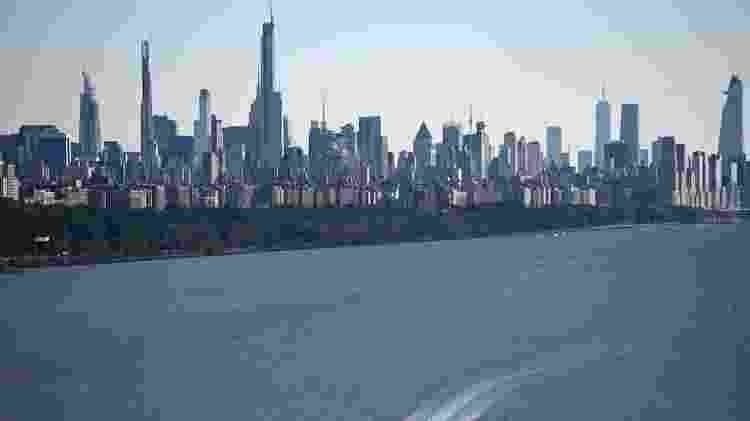 Em Nova York, preço médio para imóvel residencial é de US$ 2,9 mil mensais, segundo relatório do Deutsche Bank - AFP - AFP