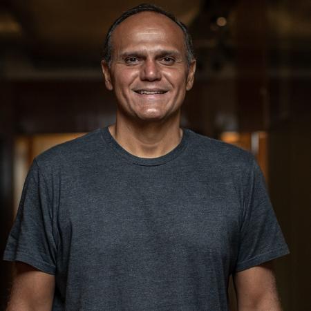 Bernardo Paiva, então presidente da Ambev, em foto de maio de 2019 - Bruno Santos/Folhapress