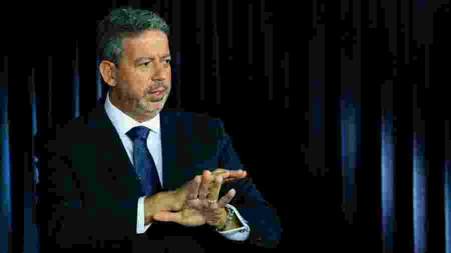 Arthur Lira diz que centrão não impede votações na Câmara, cobra Maia e diz que falta conversa - Kleyton Amorim/UOL