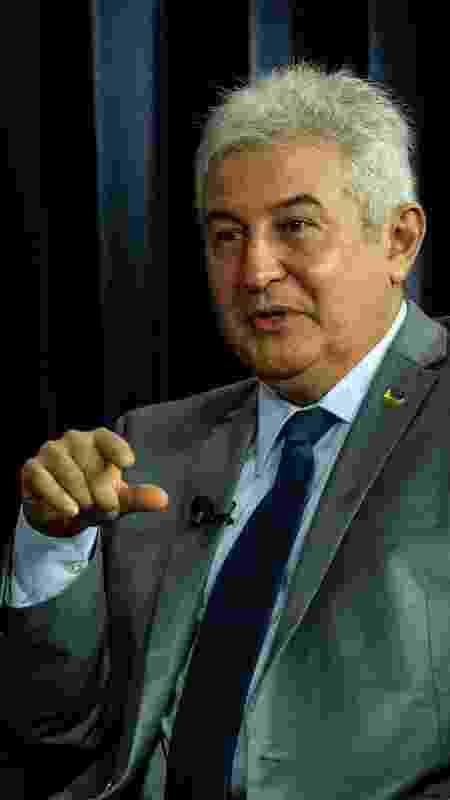 Ministro Marcos Pontes - Kleyton Amorim/UOL - Kleyton Amorim/UOL