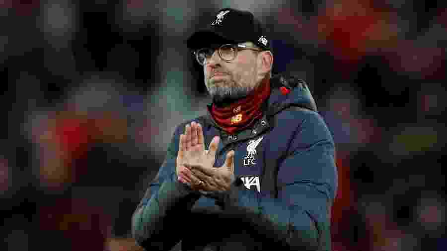 Técnico do Liverpool, Juergen Klopp, dz que não irá investir alto no mercado da bola - Phil Noble