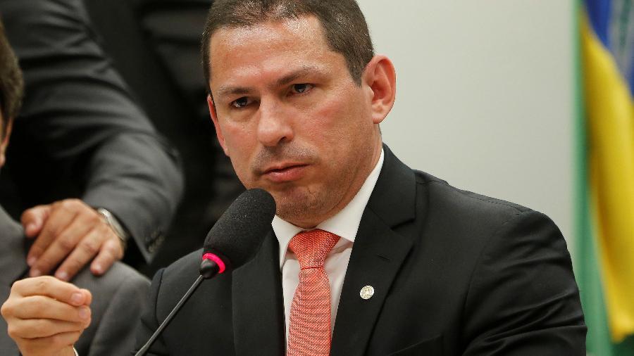 O deputado federal Marcelo Ramos (PL-AM), primeiro-vice-presidente da Câmara - ADRIANO MACHADO