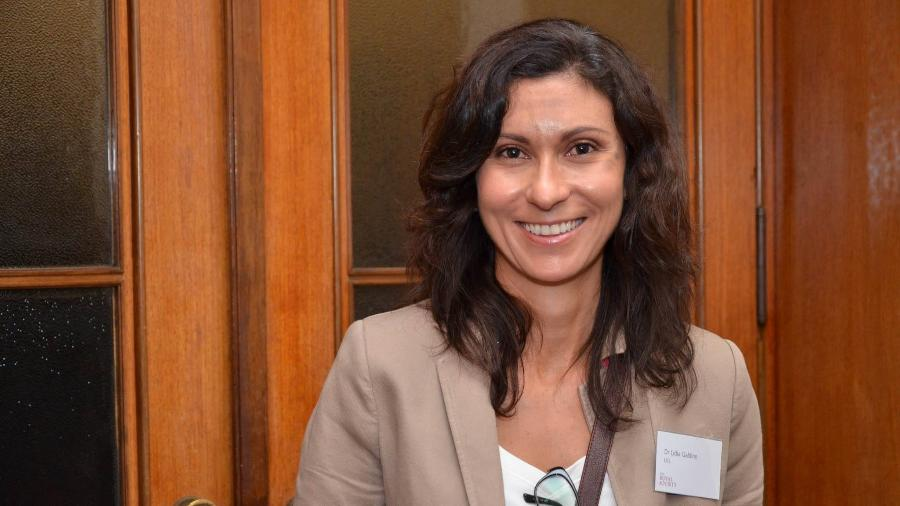A pesquisadora brasileira Lídia Galdino está à frente de pesquisa de conexão de internet de 178,08 terabits por segundo - Acervo pessoal