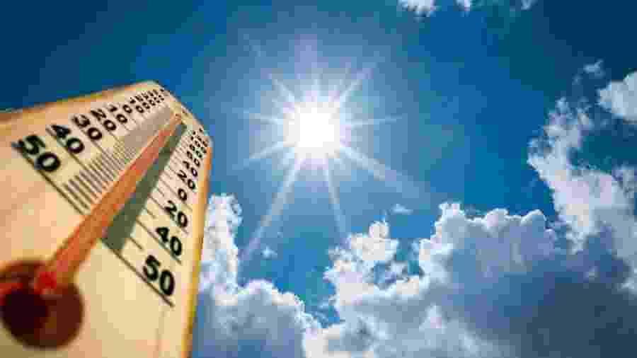A cidade de São Paulo bateu recorde de calor nessa quarta-feira - Getty Images