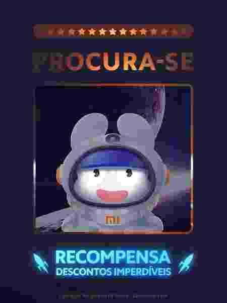 Mi Bunny, mascote da Xiaomi  - Xiaomi/Divulgação