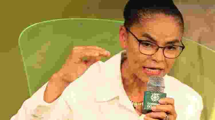 Marina Silva - Valter Campanato/Agência Brasil - Valter Campanato/Agência Brasil