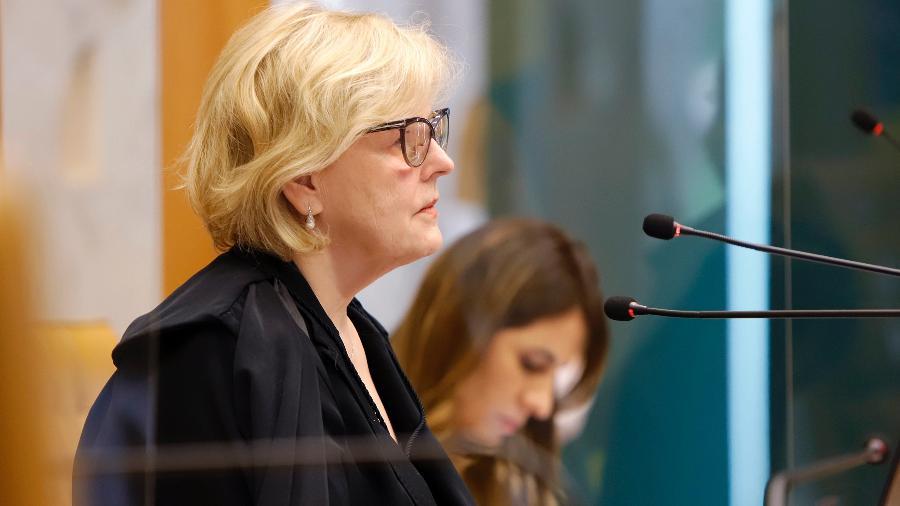 """""""Dadas as particularidades da CPI, as quebras de sigilo assumem singular relevância"""", defendeu a ministra - Felipe Sampaio/STF"""