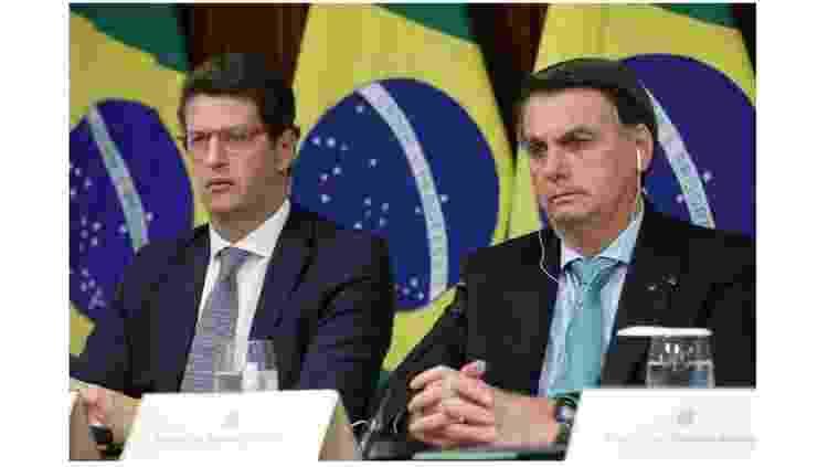 salles bolsonaro - Marcos Correa/Reuters - Marcos Correa/Reuters