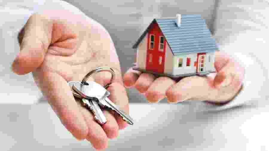 IGP-M é usado como base para reajuste de contratos de aluguel - iStock