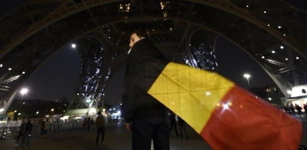 Procuradoria de Paris abre investigação na França por ataques em Bruxelas - Lionel Bonaventure/ AFP