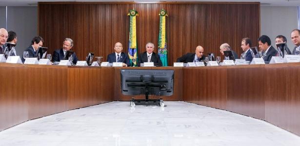 O presidente Michel Temer está inelegível pela Lei da Ficha Limpa? - Carolina Antunes/PR