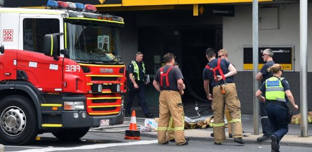 De acordo com os serviços de emergência, seis feridos se encontram em estado grave