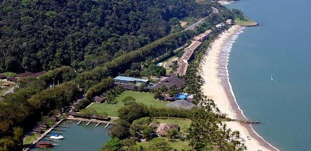 Mansão de Cabral fica no Resort do Portobello, complexo de luxo em Mangaratiba, no Rio