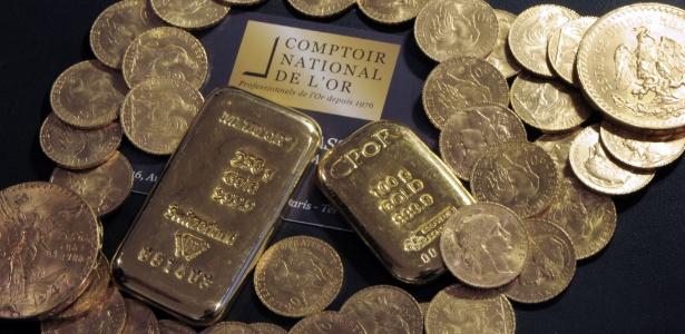 Os 100 kg de ouro havia sido comprado legalmente, em vários lotes, nos anos 1950 e 1960