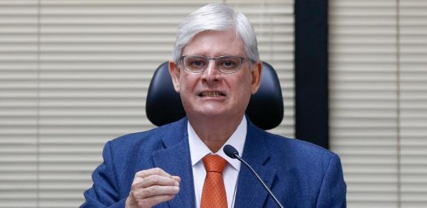 Ex procurador-geral da República, Rodrigo Janot
