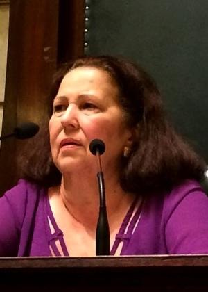 Teresa Bergher (PSDB) retorna à Câmara Municipal do Rio