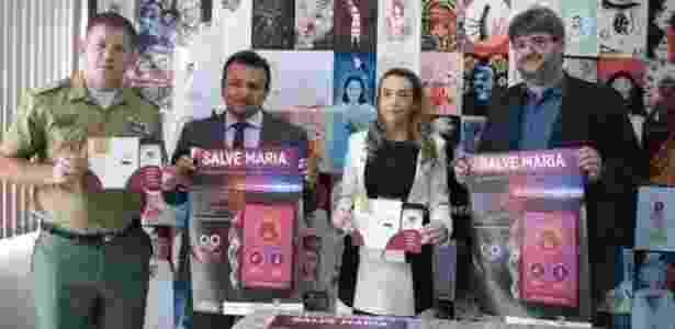 20.fev.2018 - Além de criar aplicativo, integrantes do governo passaram a divulgar a iniciativa na tentativa de estimular usuários - Valciãn Calixto/Governo do Piauí - Valciãn Calixto/Governo do Piauí