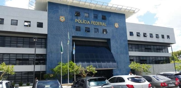Sede da Polícia Federal em Curitiba, onde será feita sala especial para Lula
