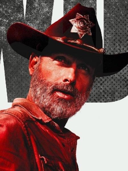 Pôster da 9ª temporada de The Walking Dead  - Reprodução