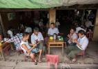 Facebook admite que foi usado para incitar violência em Mianmar - SAI AUNG MAIN / AFP