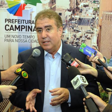 Prefeito de Campinas e coordenador da Frente Nacional de Prefeitos, Jonas Donizette (PSB) - Luiz Granzotto/Divulgação prefeitura de Campinas