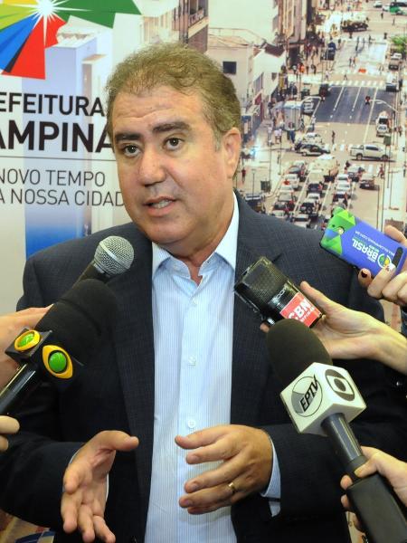 Donizette, da Frente Nacional de Prefeitos - Luiz Granzotto/Divulgação prefeitura de Campinas