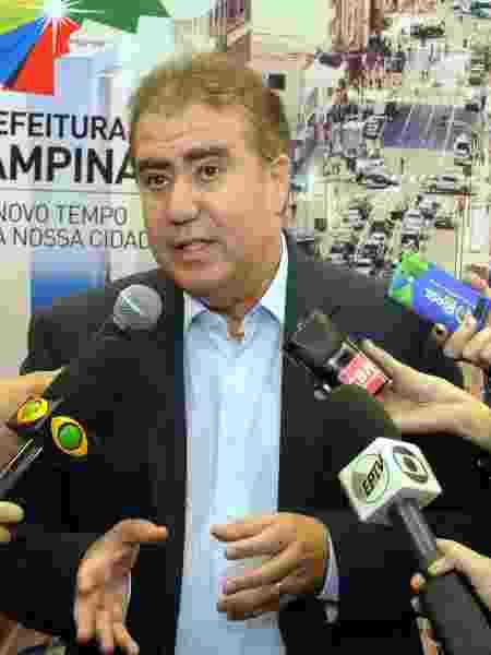 Luiz Granzotto/Divulgação prefeitura de Campinas