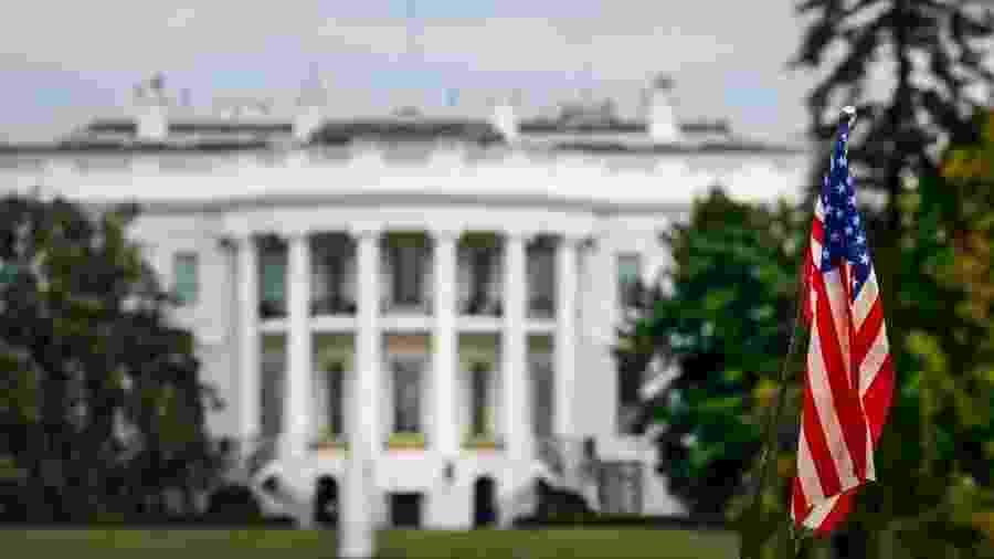 Casa Branca, nos Estados Unidos - Bill Chizek/Getty Images/iStockphoto