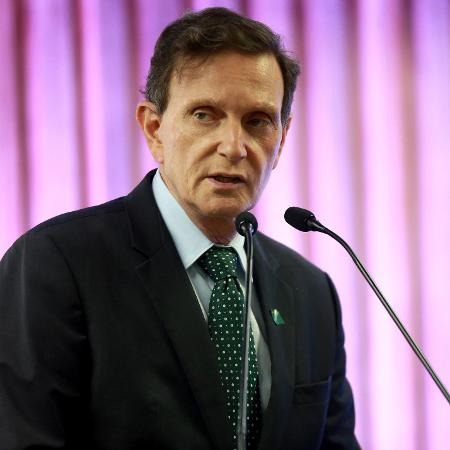 O prefeito do Rio, Marcelo Crivella (PRB) - Wilton Junior/Estadão Conteúdo