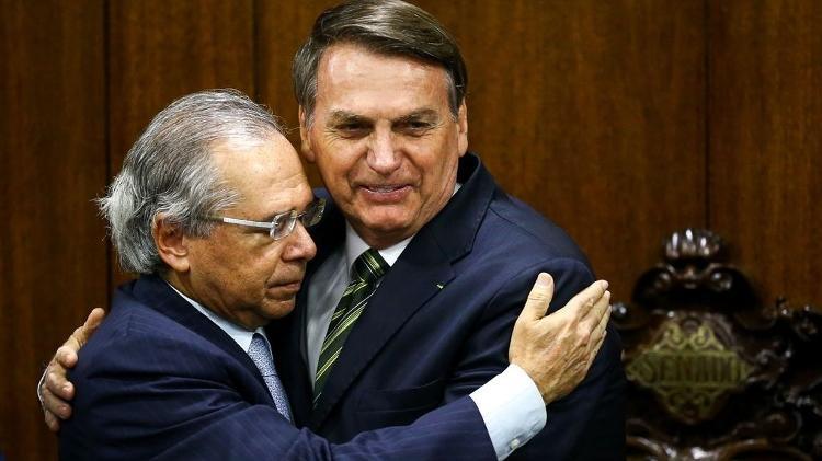 Para Daciolo, Bolsonaro deveria se afastar dos projetos liberais que o ministro Paulo Guedes adota na economia - Marcelo Camargo/Agência Brasil