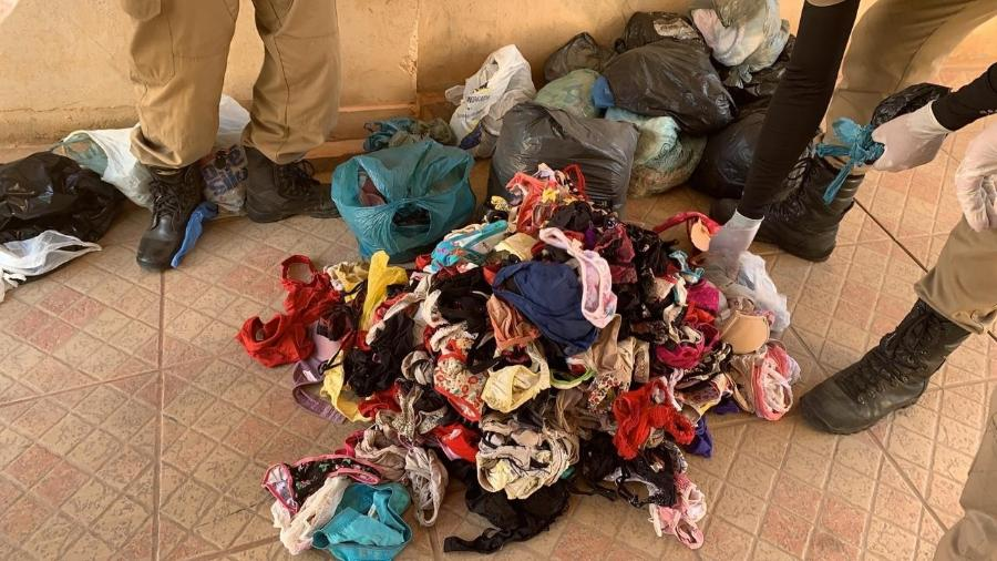 Resultado de imagem para Ladrão de calcinhas de minas gerais