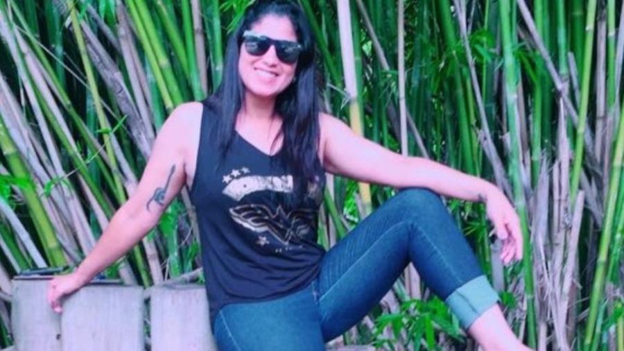 Adriana Aparecida da Silva foi morta a facadas na Vila Progresso, em Jundiaí, no interior de São Paulo - Reprodução/Facebook