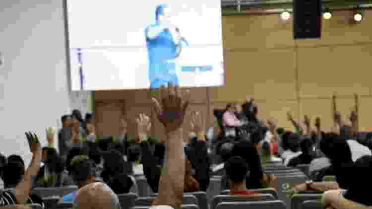 19.mar.2020 - Culto de Silas Malafaia na zona oeste do Rio - Divulgação - Divulgação