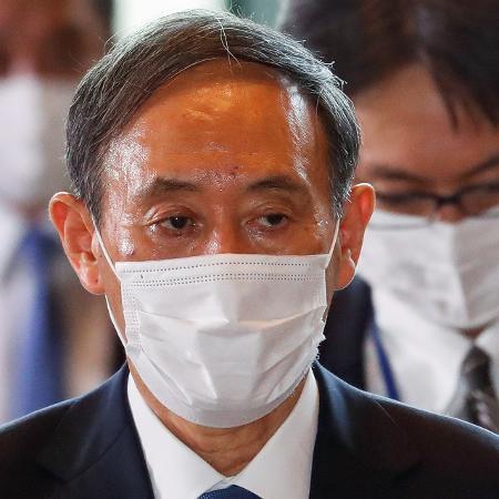 Primeiro-ministro do Japão, Yoshihide Suga -