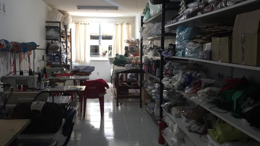 Falta de malharia em Serra Negra (SP) afeta produção de roupas  - Ricardo Fioravante/Arquivo pessoal