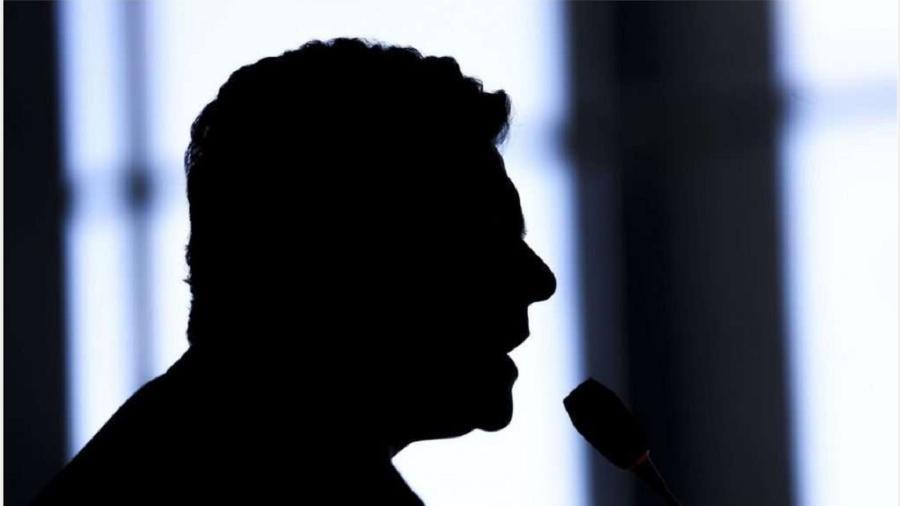 Silhueta de Sergio Moro - Marcelo Camargo/Agência Brasil
