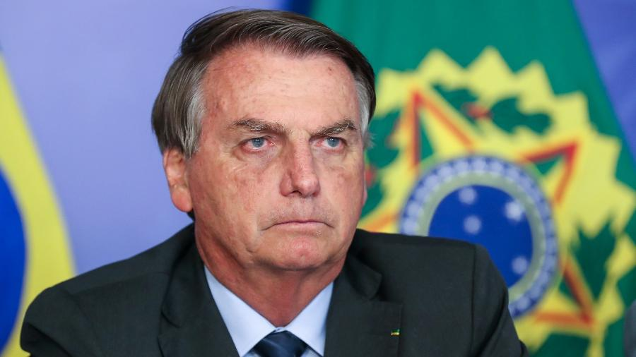 Presidente da República Jair Bolsonaro - Isac Nóbrega/PR