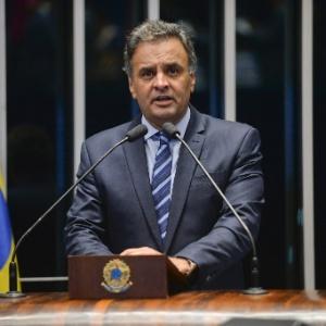Senador Aécio Neves - Jefferson Rudy/Agência Senado