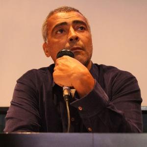 O senador Romário (RJ)