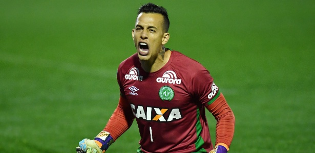 Danilo foi herói da Chapecoense na Sul-Americana