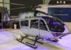Executivo escolherá até bordado de banco em helicóptero de luxo da Airbus (Foto: Divulgação)
