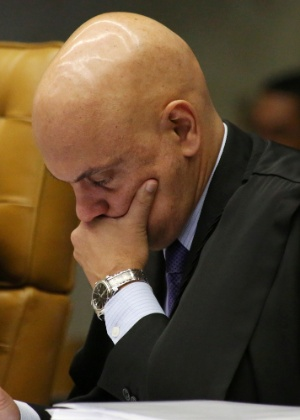 O ministro Alexandre de Moraes se manifestou pela 1ª vez sobre prisão de condenado em 2ª instância