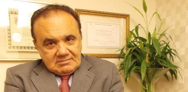 O consultor político Gaudêncio Torquato, amigo de Michel Temer há 30 anos