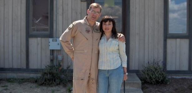 Claudia é acusada pelo homicídio, em 2007, do ex-piloto da Força Aérea americana Karl Hoerig