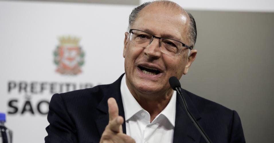 Candidato do PSDB ao Planalto | UOL, Folha e SBT entrevistam Geraldo Alckmin nesta terça-feira