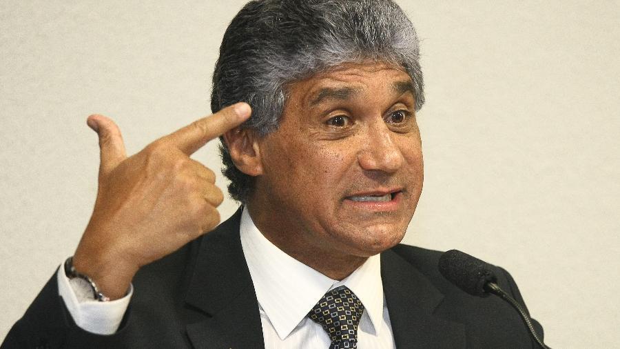 Ex-diretor da Dersa, Paulo Vieira de Souza, conhecido como Paulo Preto - Sérgio Lima/Folhapress
