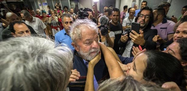 Lula no Sindicato dos Metalúrgicos dos ABC