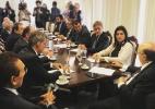 Sem Renan e Eunício, Meirelles tenta vender candidatura a senadores do MDB - Reprodução/Twitter