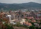 Conversa sobre partição étnica do Kosovo revive antigos fantasmas dos Bálcãs - Andrew Testa/The New York Times