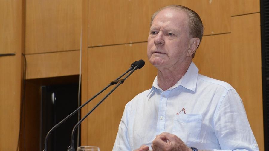 O ex-governador do Espírito Santo Gerson Camata - Tonico/Ales
